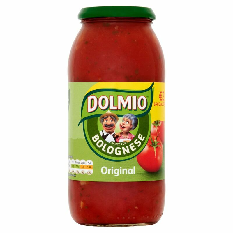 DOMIO® Sauce for Bolognese Original 750g