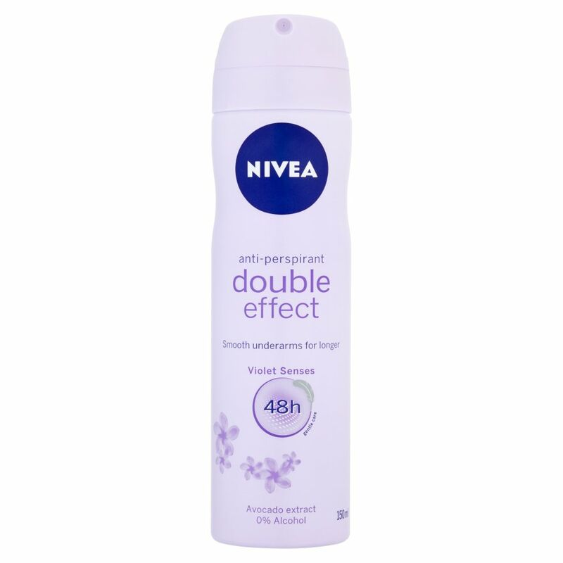 NIVEA® Double Effect Violet Senses 48h Anti-Perspirant 150ml