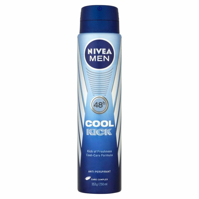 NIVEA MEN® Cool Kick 48h Anti-Perspirant 250ml