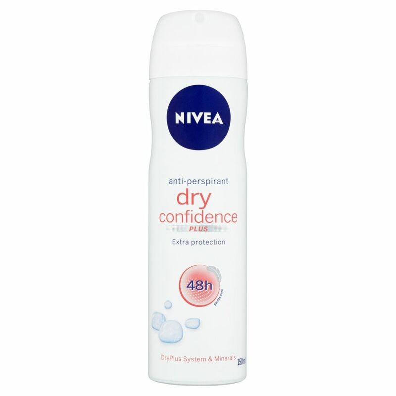 NIVEA® Dry Confidence Plus 48h Anti-Perspirant 150ml