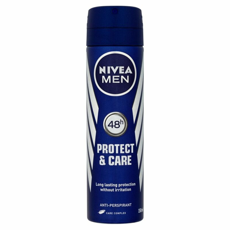 NIVEA MEN® Protect & Care 48h Anti-Perspirant Spray 150ml