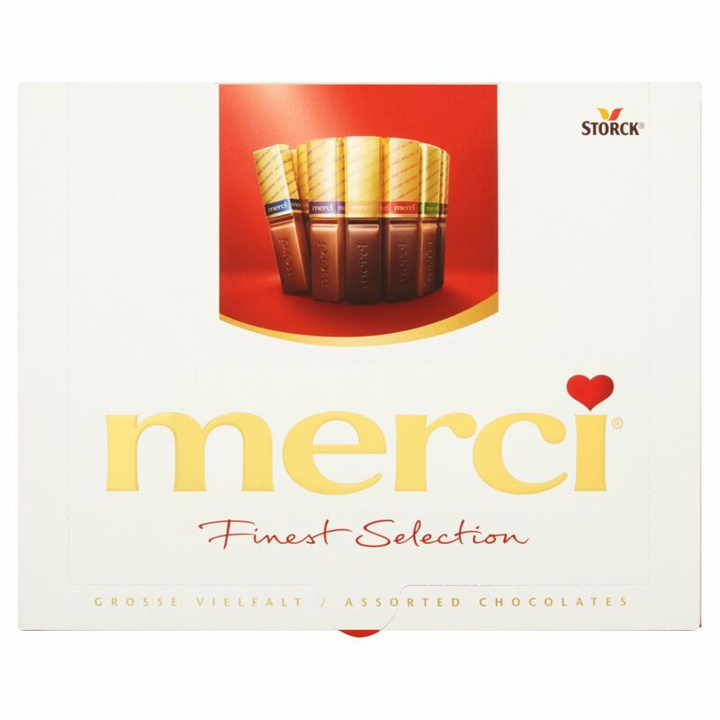 Merci Finest Selection Assorted Chocolates 250g