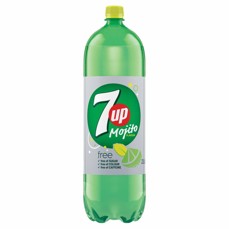 7UP Mojito Flavour 2 Litres