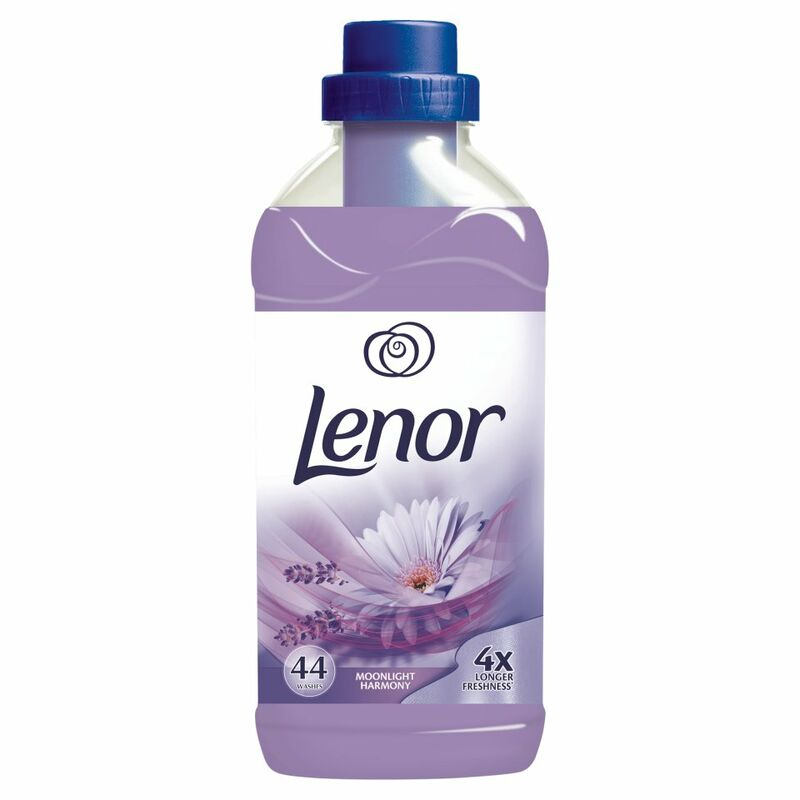 Lenor Fabric Conditioner Moonlight Harmony Scent 44 Washes