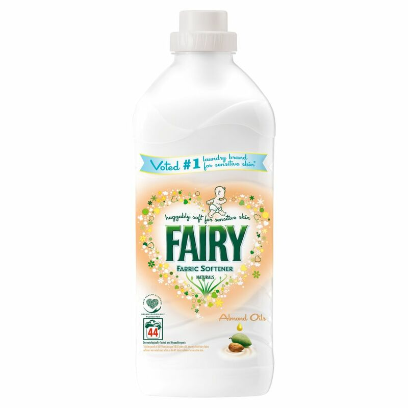 Fairy Fabric Conditioner Ideal For Sensitive Skin 44 Washes