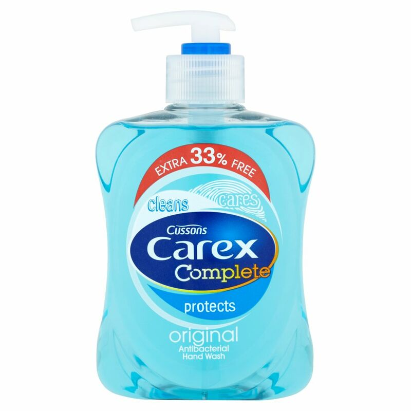 Carex Complete Original Hand Wash 333ml