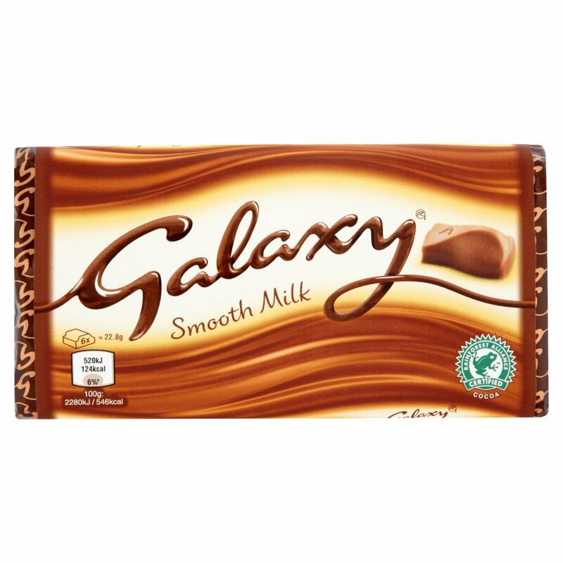 GALAXY® Smooth Milk 114g