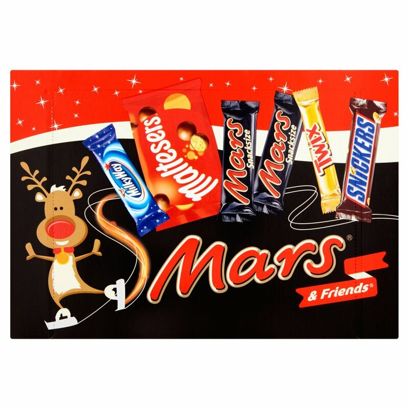 MARS® & Friends Medium Selection Box 181g