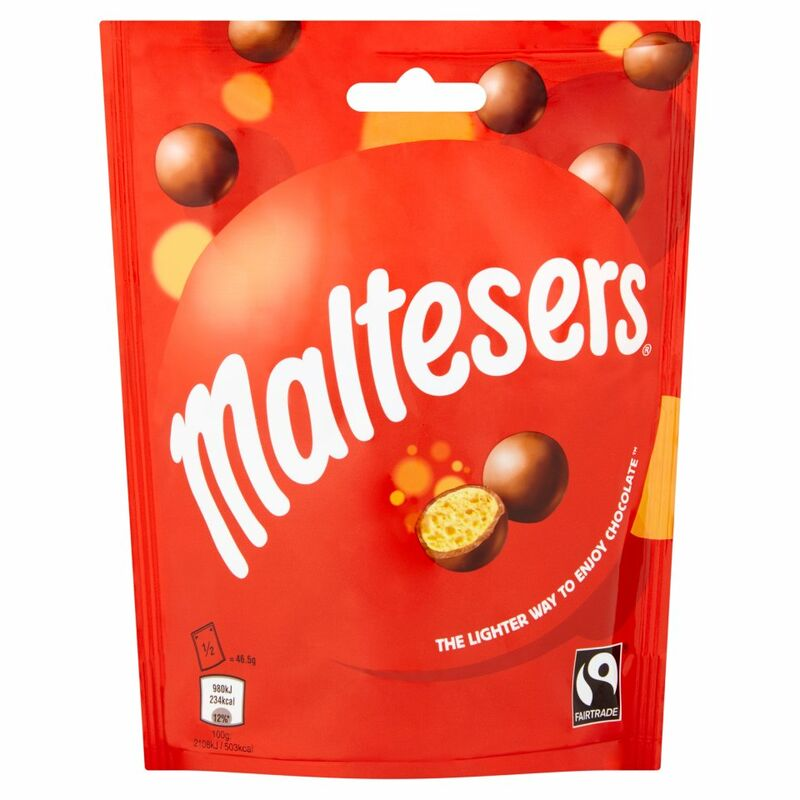MALTESERS® Fairtrade 93g