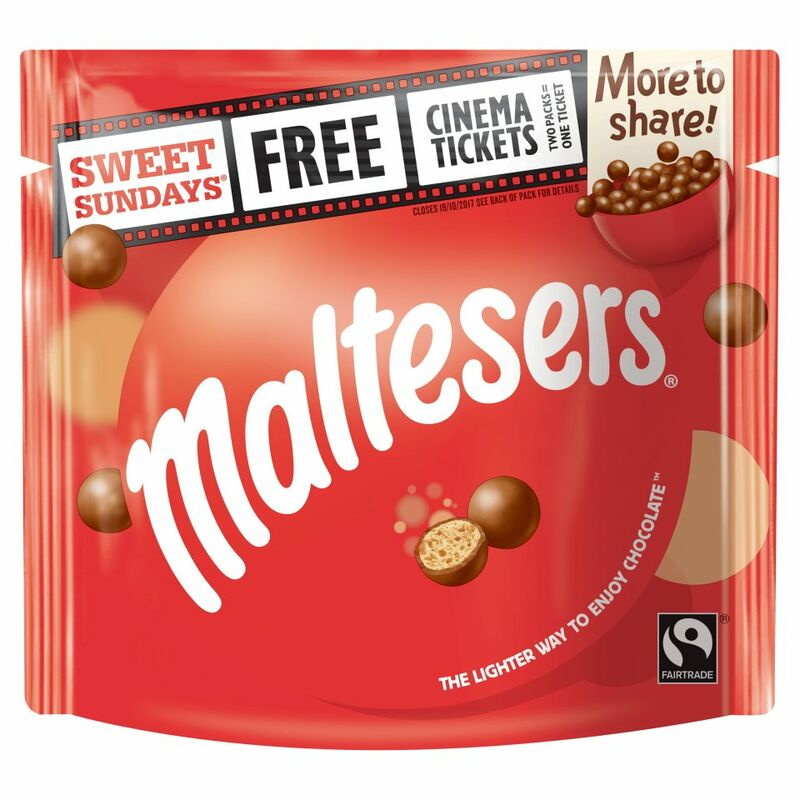MALTESERS® Fairtrade 166g