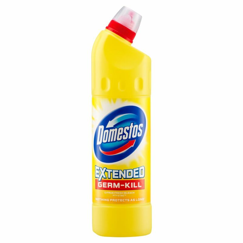 Domestos Bleach Citrus 750ml
