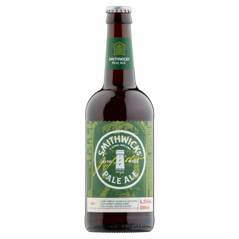 Smithwick's Pale Ale 500ml