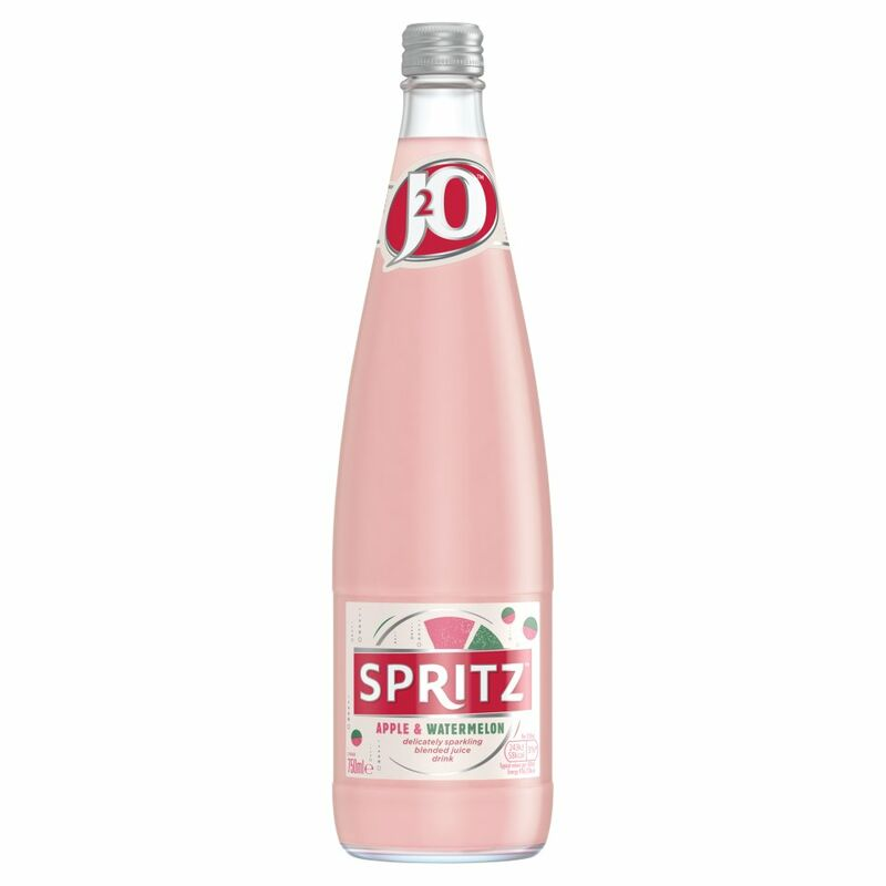 J2O Spritz Apple & Watermelon 750ml