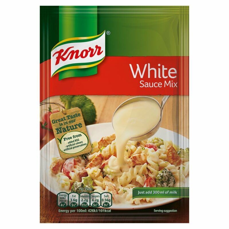 Knorr White Sauce Mix 25g