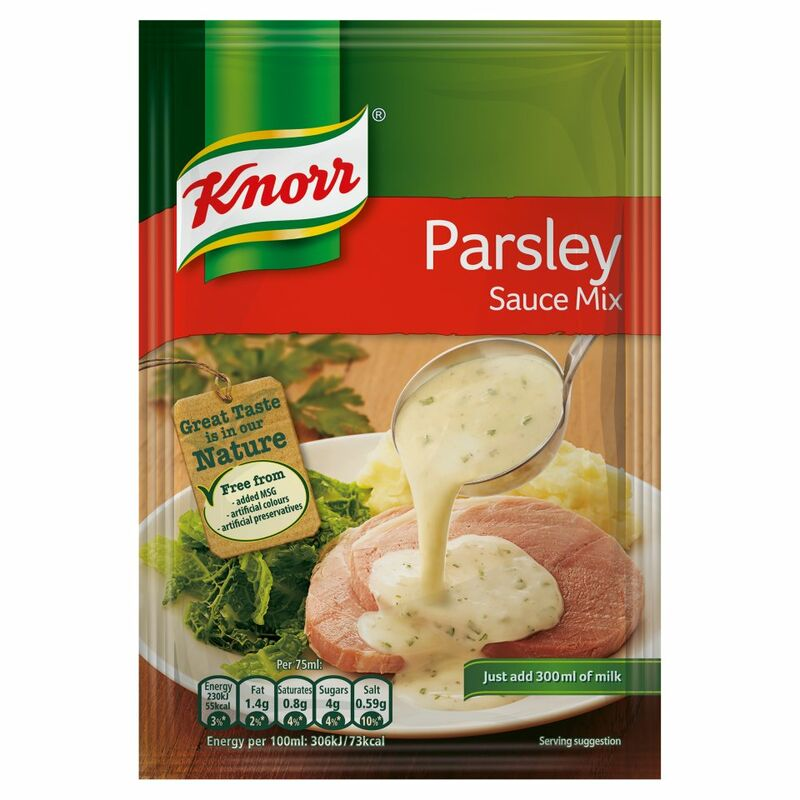Knorr Parsley Sauce Mix 20g