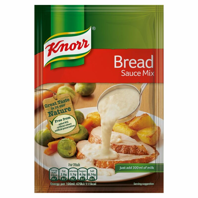 Knorr Bread Sauce Mix 40g