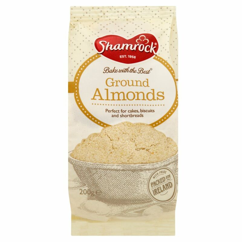 Shamrock Bake with the Best Ground Almonds 200g
