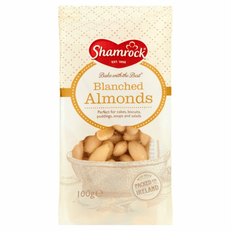 Shamrock Blanched Almonds 100g