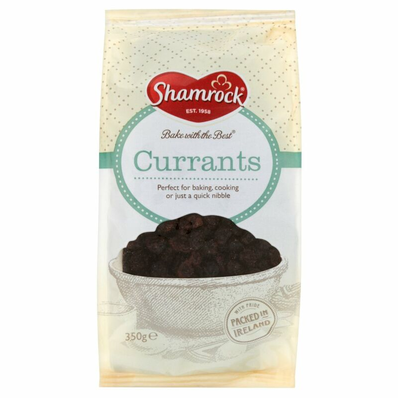 Shamrock Currants 350g