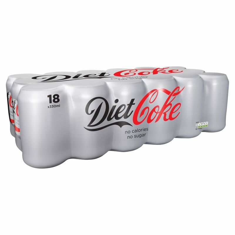 Diet Coke 18 x 330ml