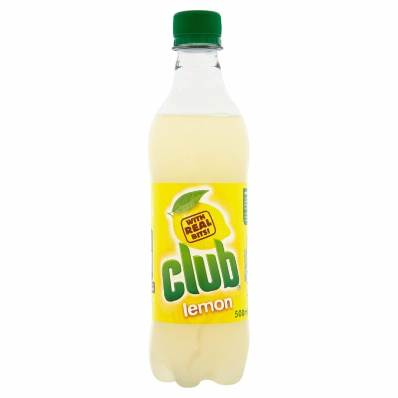 Club Lemon 500ml