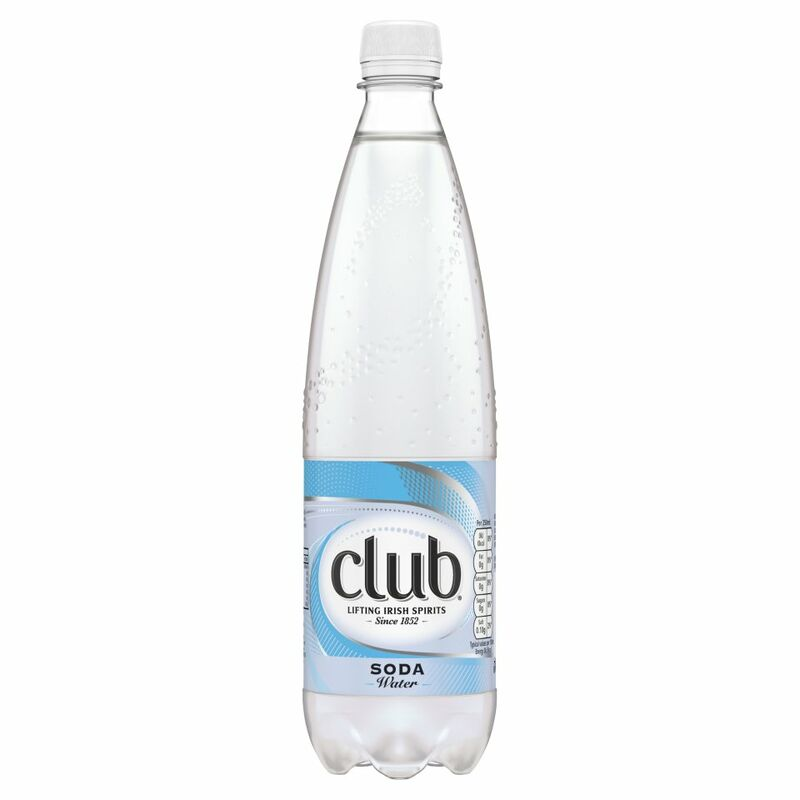 Club Soda Water 850ml