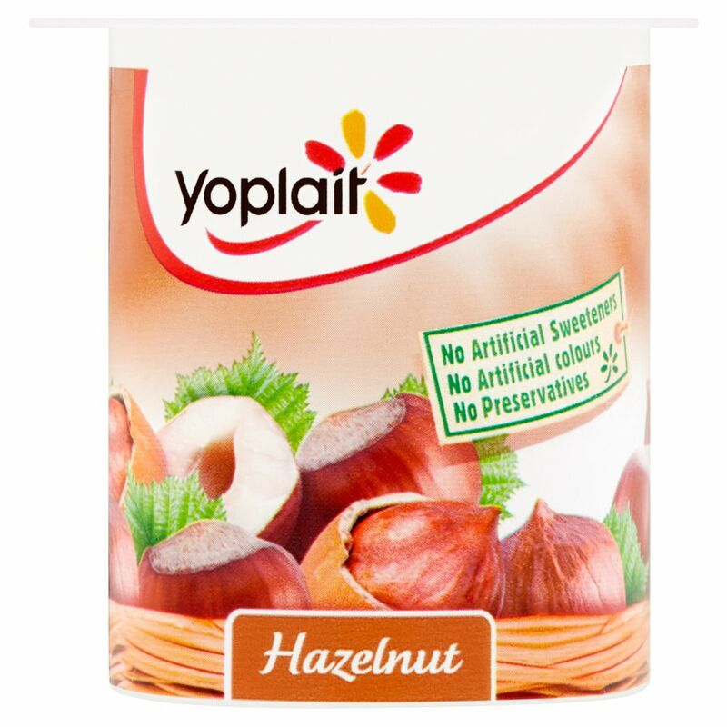 Yoplait Hazelnut Yogurt 125g