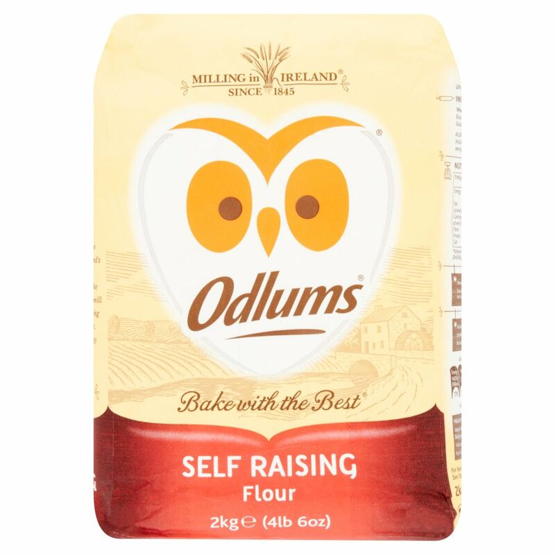 Odlums Self Raising Flour 2kg