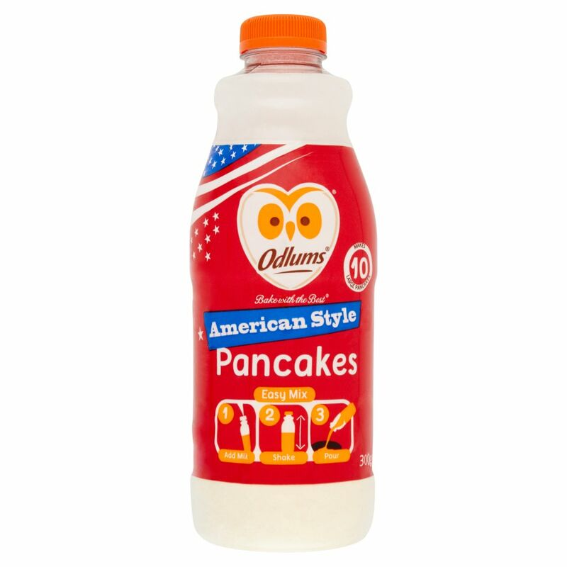 Odlums American Style Pancakes 300g