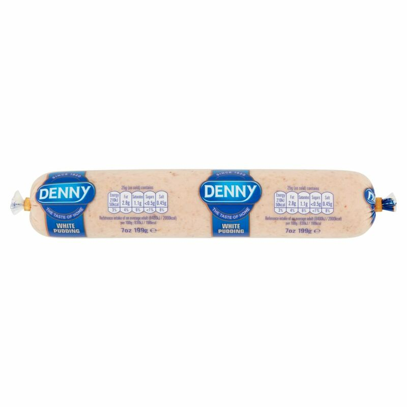 Denny White Pudding 199g