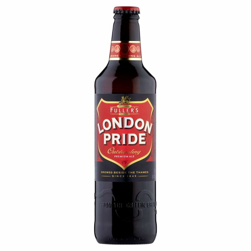 Fuller's London Pride Outstanding Premium Ale 500ml