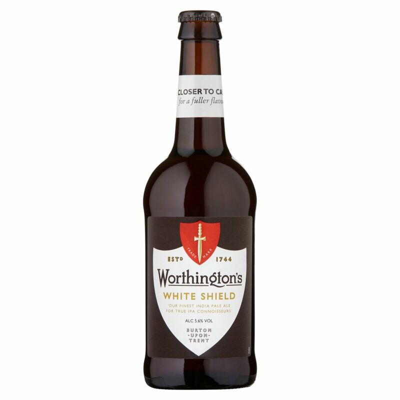 Worthington's White Shield IPA 500ml