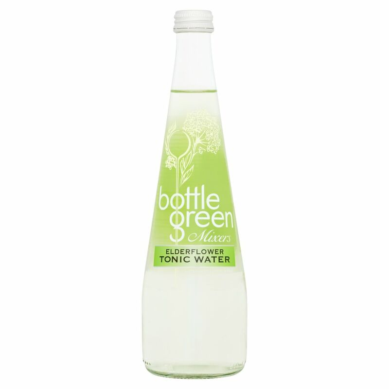 Bottlegreen Mixers Elderflower Tonic Water 500ml