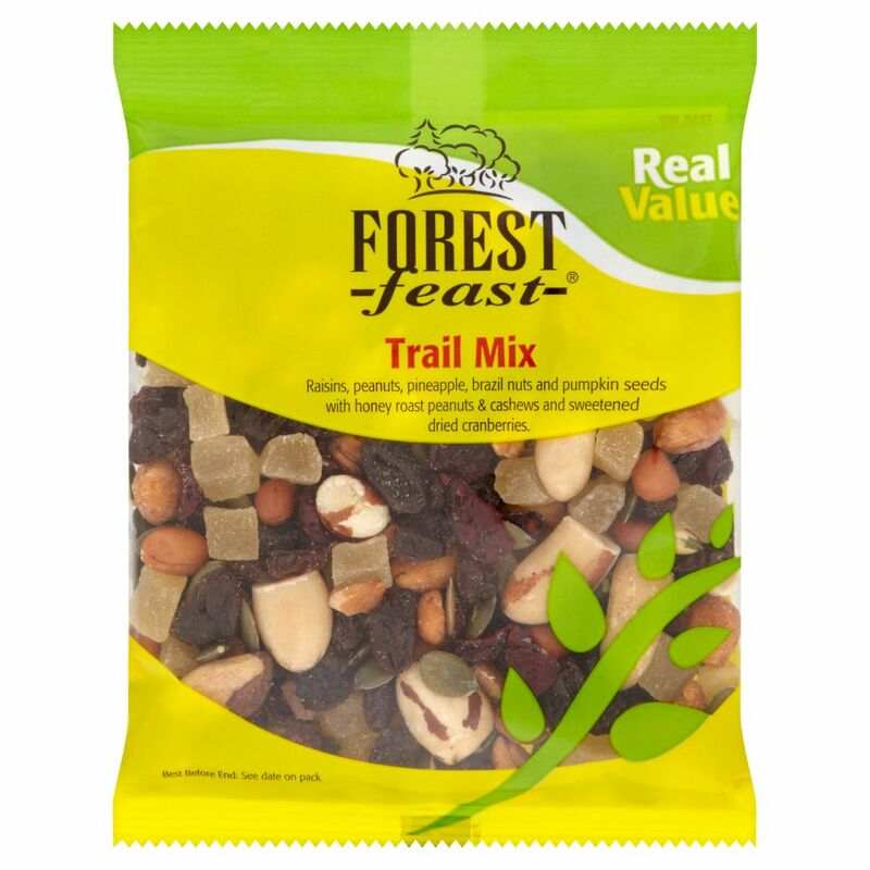 Forest Feast Real Value Trail Mix 250g