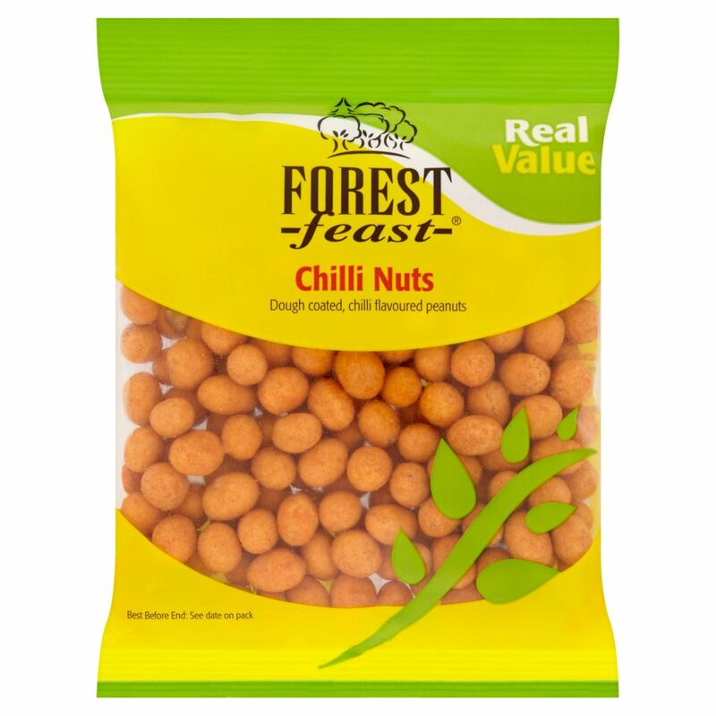 Forest Feast Real Value Chilli Nuts 160g