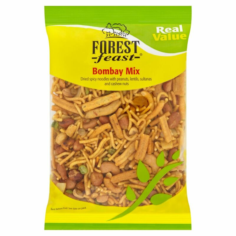 Forest Feast Real Value Bombay Mix 200g