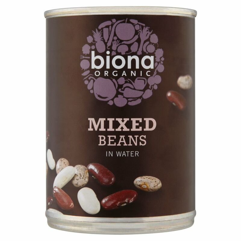 Biona Organic Mixed Beans in Water 400g