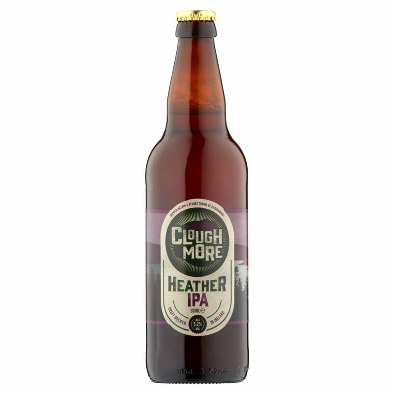 Cloughmore Heather IPA 500ml