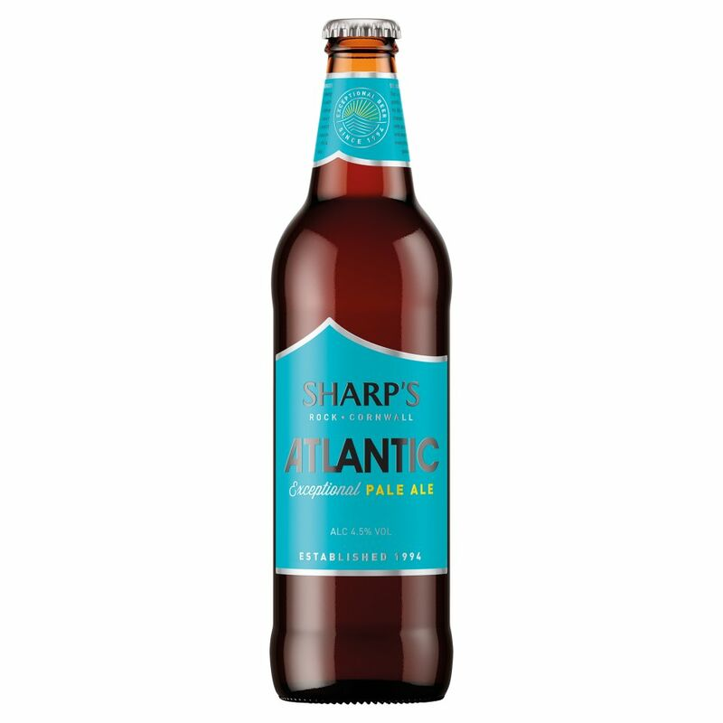Sharp's Atlantic Exceptional Pale Ale 500ml