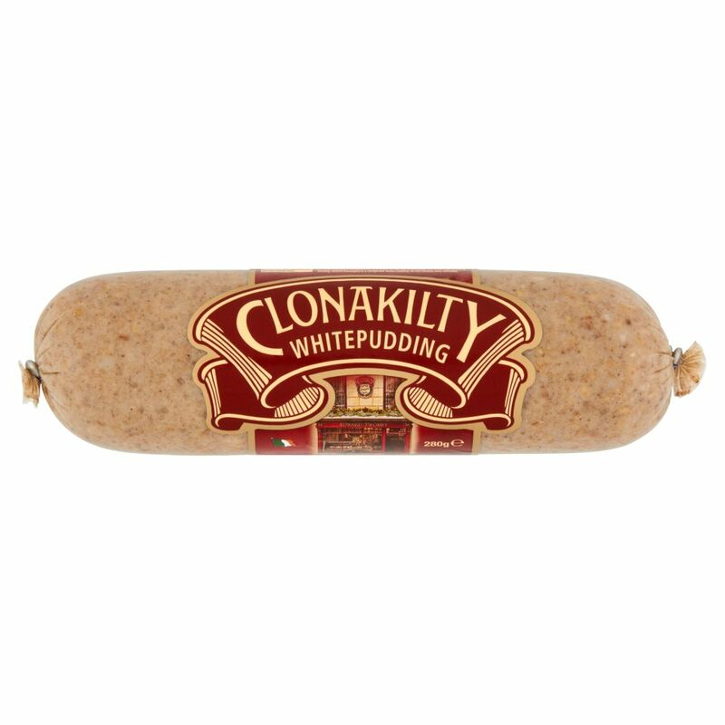 Clonakilty White Pudding 280g