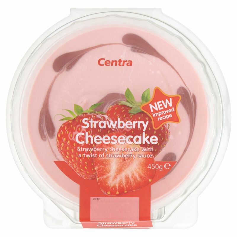 Centra Strawberry Cheesecake 450g