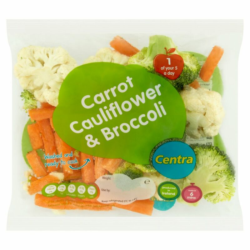 Centra Carrot, Cauli & Broccoli 300g