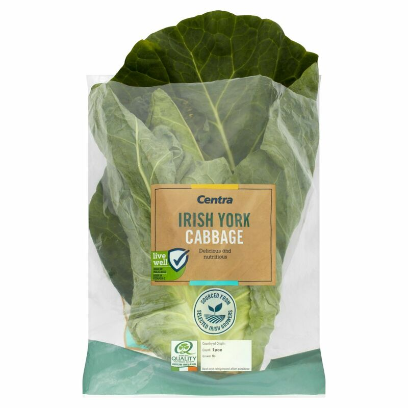Centra Irish York Cabbage