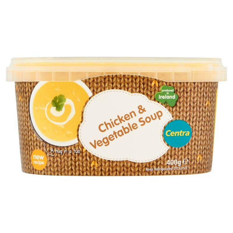 Centra Chicken & Vegetable Soup 400g