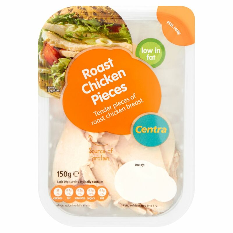 Centra Roast Chicken Pieces 150g