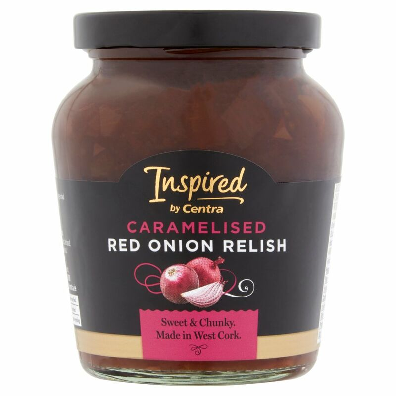 Inspired By Centra Caramelised Red Onion Relish 300g