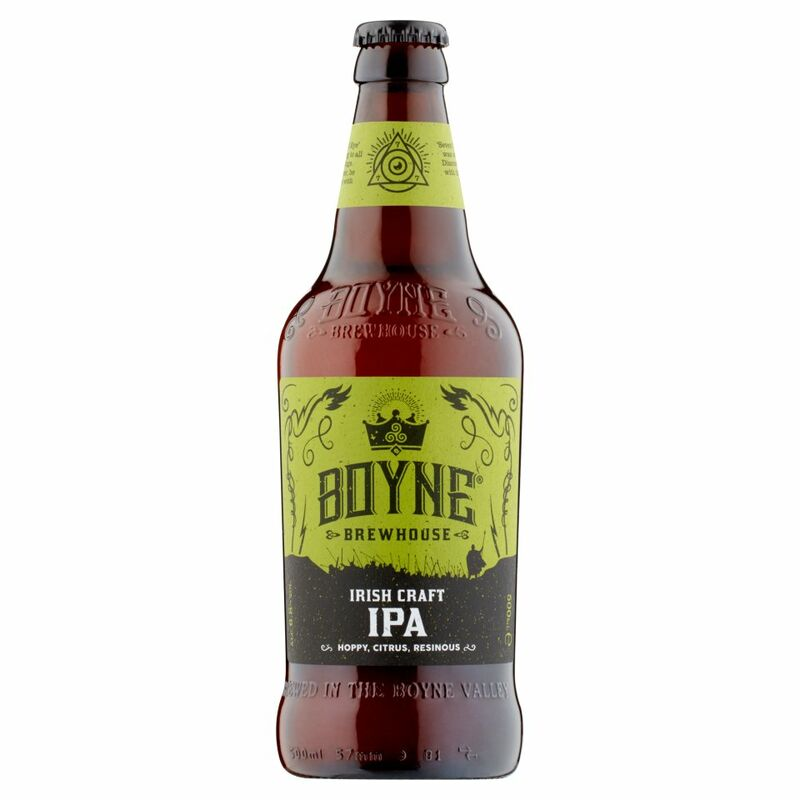 Boyne Brewhouse Irish Craft IPA 500ml