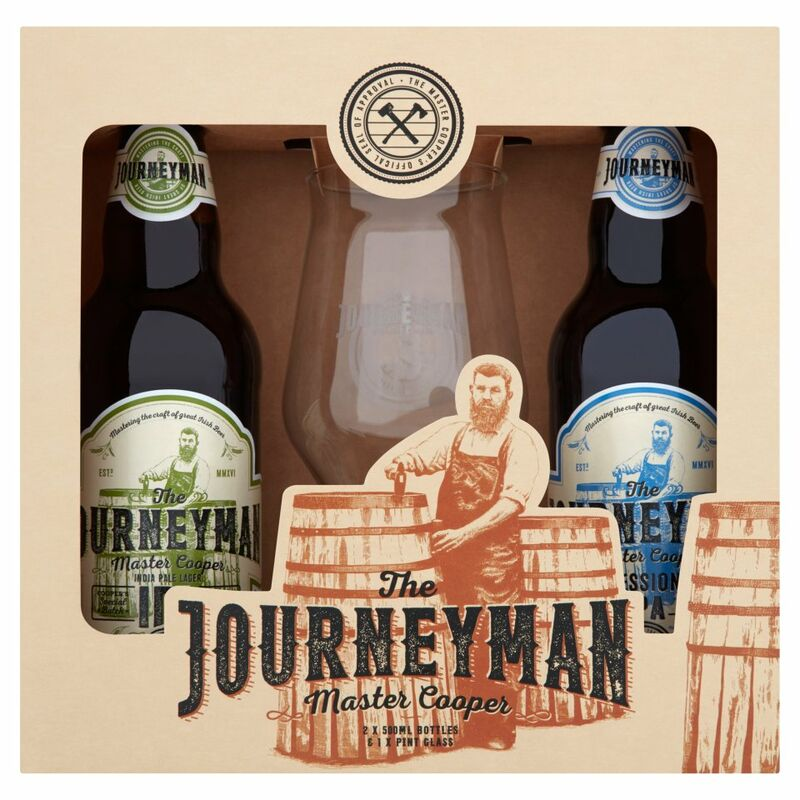 The Journeyman Master Cooper Gift Set