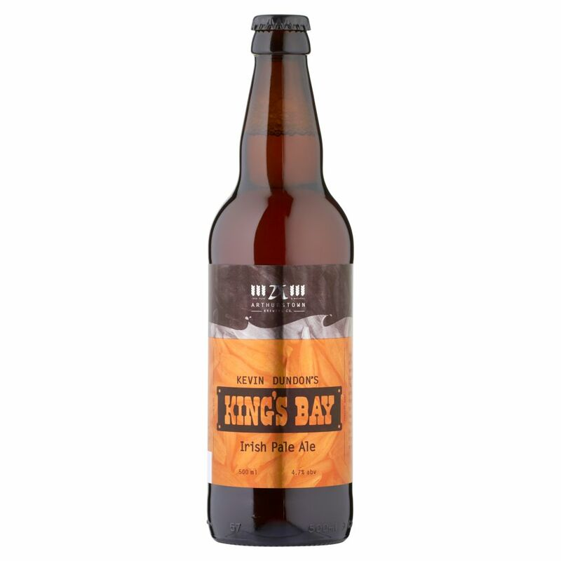 Arthurstown Brewing Co. Kevin Dundon's King's Bay Irish Pale Ale 500ml