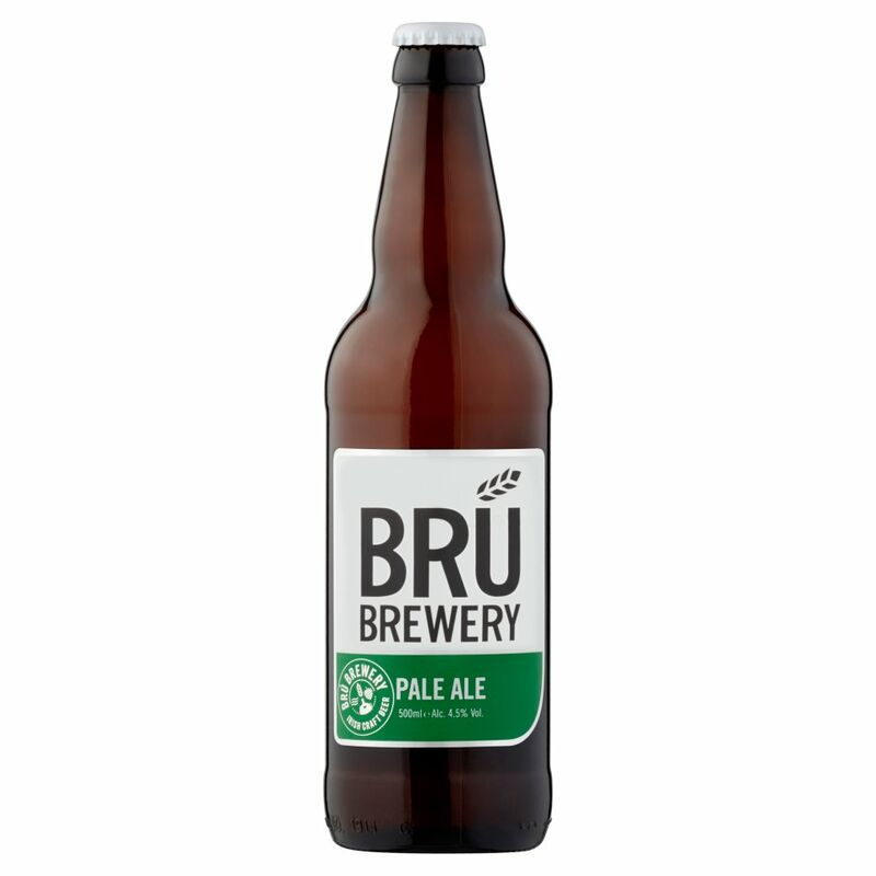 BRÚ Brewery Pale Ale 500ml